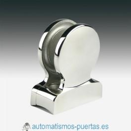 GRAPA CÓNCAVA CIRCULAR VIDRIO 8-10MM DE 43 SERIE 700 INOX 316