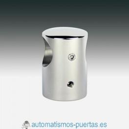 BRIDA PLANA  PASANTE TUBO/VARILLA 12MM.  SERIE 700. INOX 316