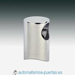 BRIDA CÓNCAVA PASANTE TUBO/VARILLA  DE 12 MM. PASANTE 43 SERIE 700 INOX 316