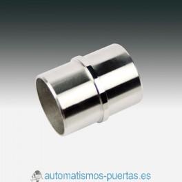 UNIÓN PARA TUBO DE 43MM. SERIE 702 INOX 316