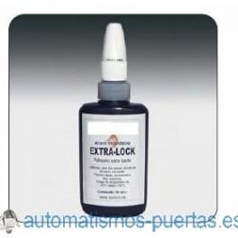 PEGAMENTO SOLDADURA QUÍMICA ESPECIAL ACERO INOX. (50 ML.)
