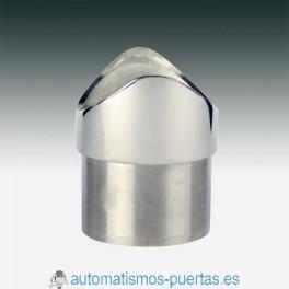ADAPTADOR PARA TUBO 43X20 INOX 316
