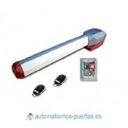 KIT AUTOMATISMO PUERTA ABATIBLE DE 1 HOJA SPWING 400