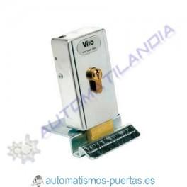 Electrocerradura de Anclaje Vertical Viro V96. Accesorios repuestos puertas abatibles