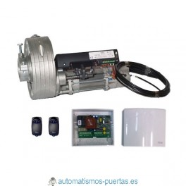 KIT DE MOTOR DE PERSIANA ENROLLABLE HASTA 150 KG