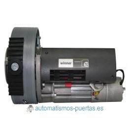 MOTOR PARA PUERTAS ENROLLABLES WINNER 400/200 PUJOL DE HASTA 140 KG