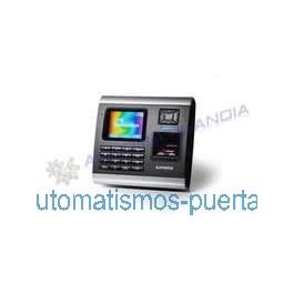 Terminal Biometrico de Control de Acceso y Presencia por huella digital. SUPREMA BIOSTATION