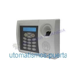 Control de Accesos Biometrico para empotrar ARX ONE