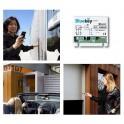 Apertura de Puertas por Bluetooth hasta 100 usuarios