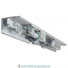 Kit para puerta automatica corredera de cristal de dos hojas MI-50N-D