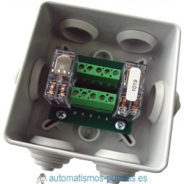 CUADRO DE MANIOBRAS MM2119 MOTORLINE PARA MOTOR ENROLLABLE.