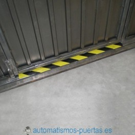 BANDA DE SEÑALIZACIÓN 40 X 6 MM. (METRO LINEAL)