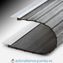 GOMA LATERAL ANTIPINZAMIENTO PARA BISAGRAS CON PERFILES PARA PUERTAS ABATIBLES (METRO LINEAL)