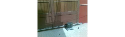 Accesorios para puertas correderas
