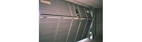 Accesorios para puertas de contrapesas